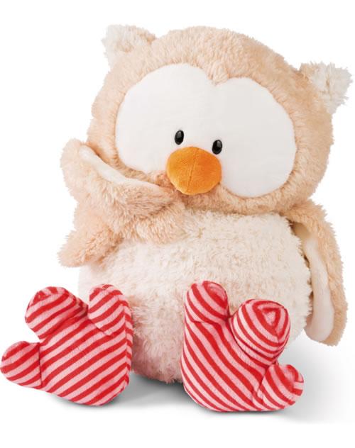 nici owl owluna 50 cm plush dangling 46097 online at papiton