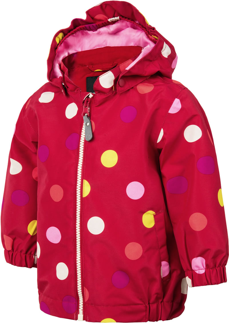 Color Kids Funktions Jacke TORKE MINI Racing Red 103619 04172 BIONIC FINISH ECO