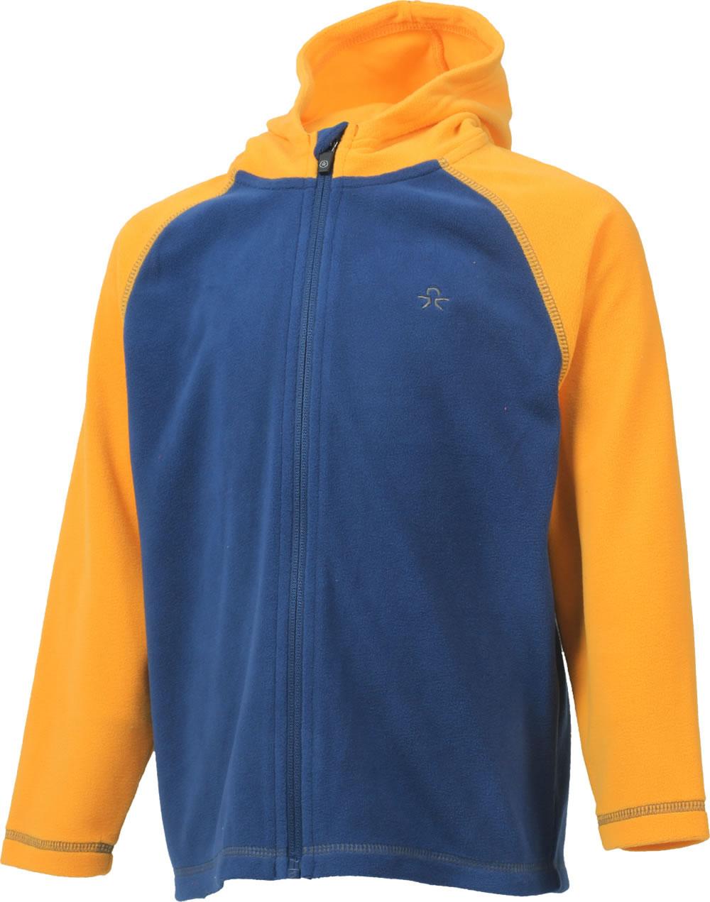 5878aa22e Color Kids Fleece jacket NANUK estate blue 103986-188 online at Papiton.