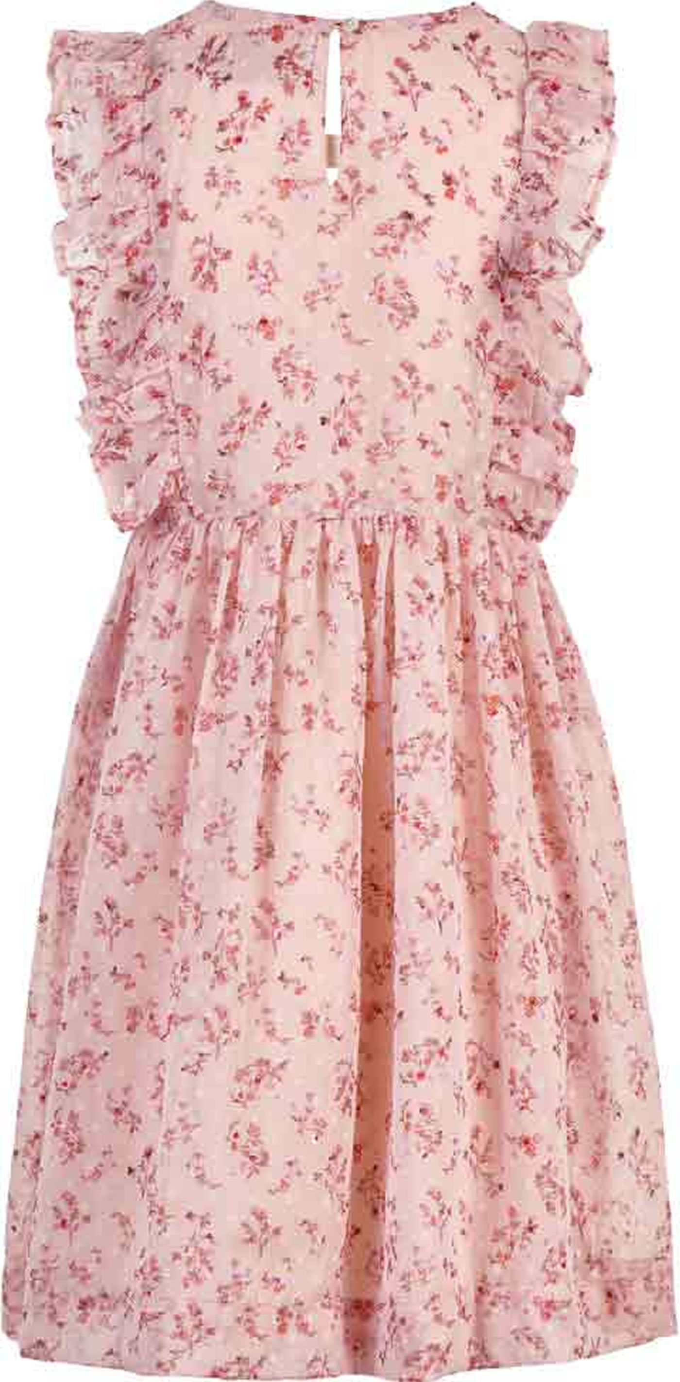 Creamie Dress Chiffon ROSE DOBBY rose smoke 16-16