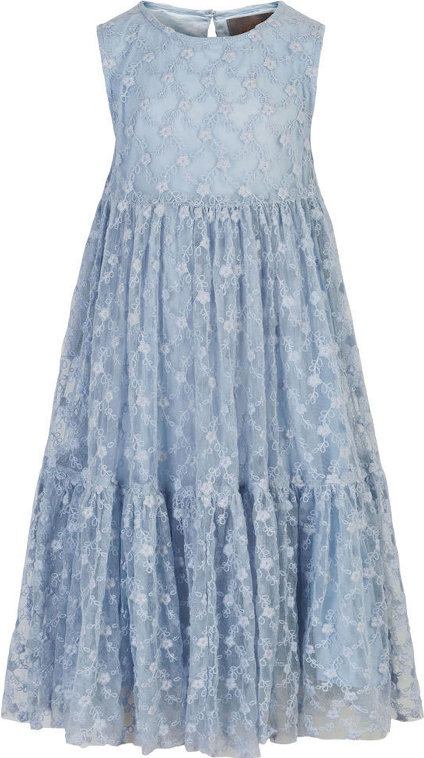 Creamie Festliches Tüll-Kleid celestial blue 18-18