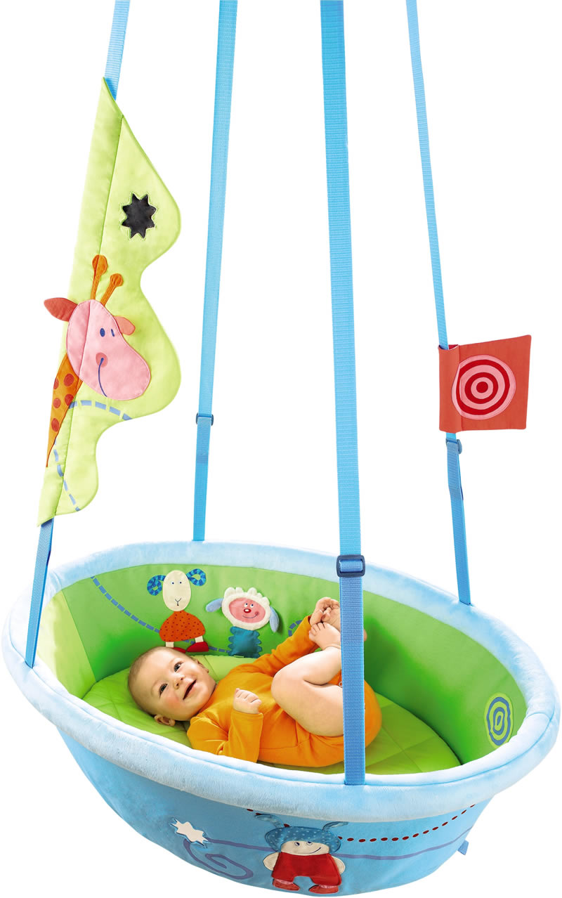 HABA Hanging Cradle Slumber Meadow Online At Papiton