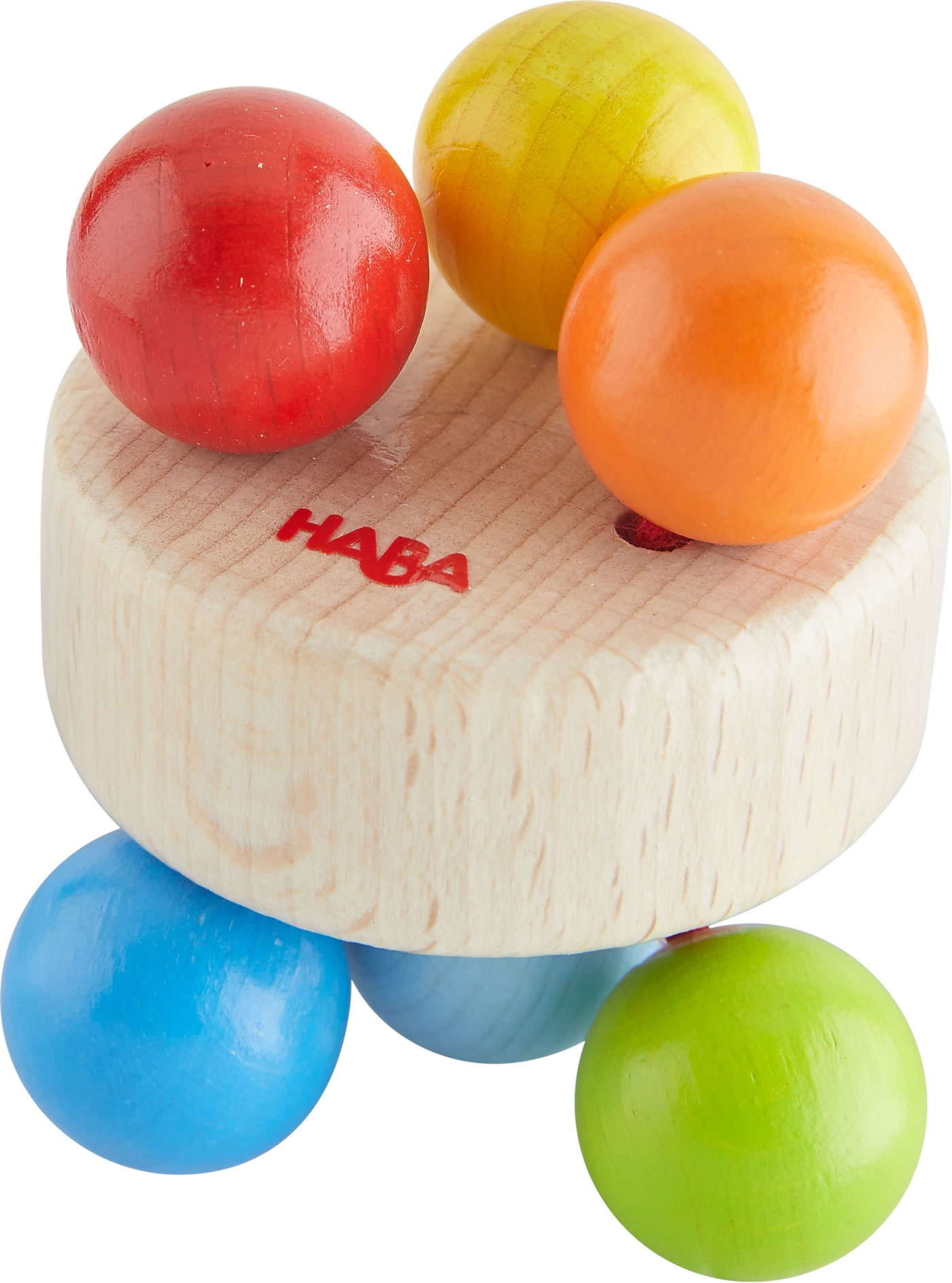 Haba Clutching Toy Colorfuls Balls 304731