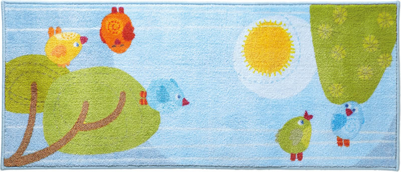 HABA Rug small birds 301072 online at Papiton