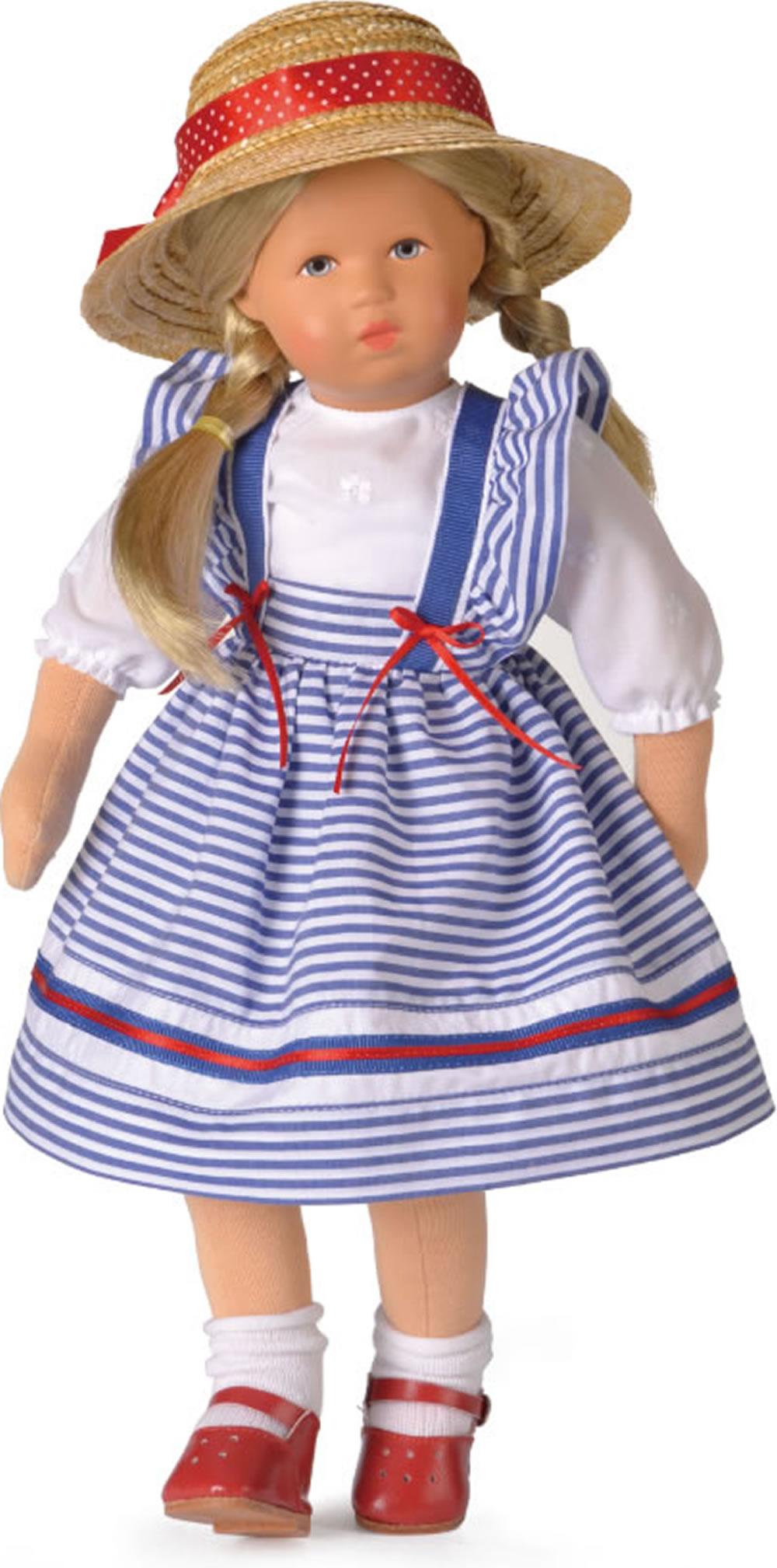 Farbige Puppe, Die Das Schlucken Liebt