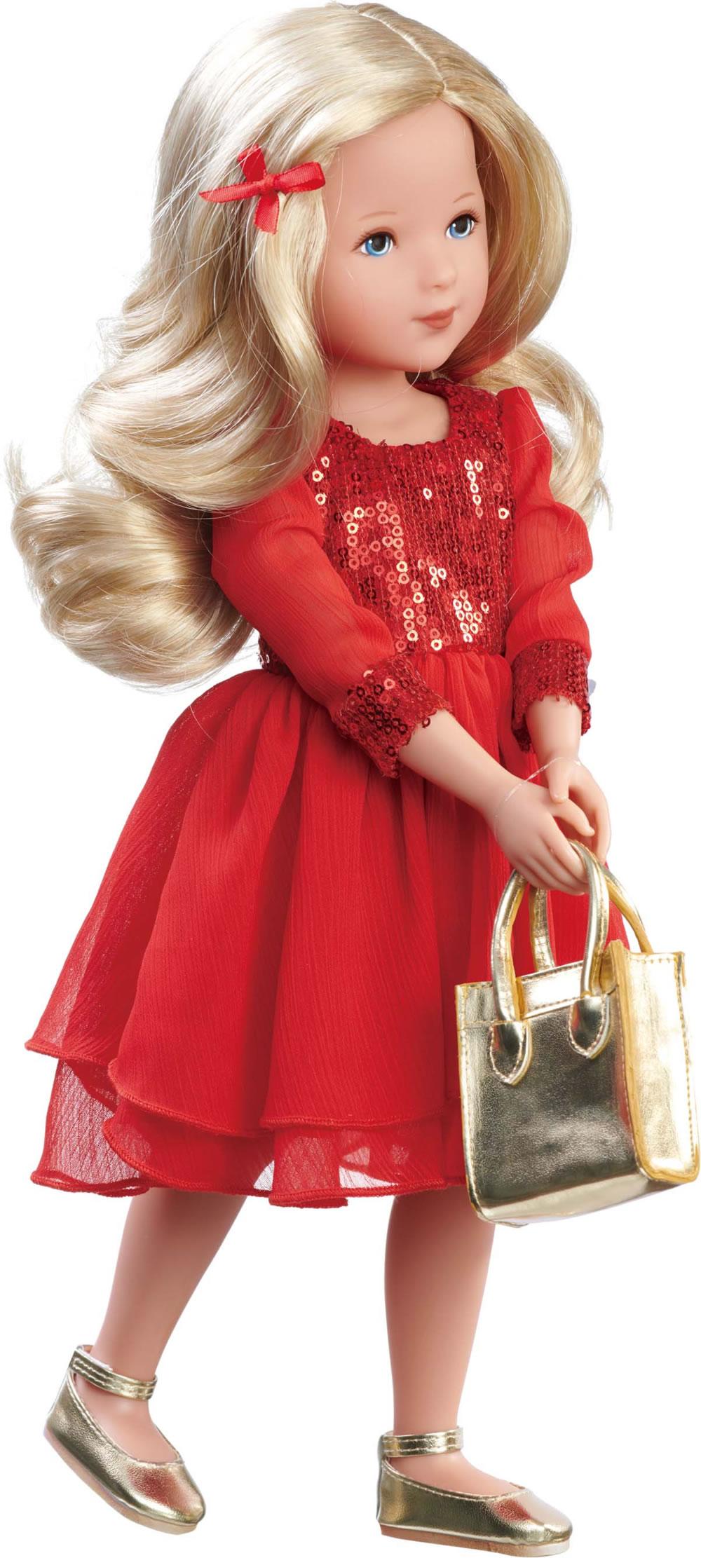 Käthe Kruse Puppe La Bella Crystal 0141817 bei Papiton