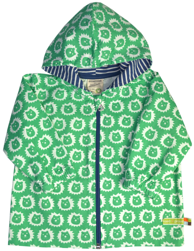 Loud and proud outdoorjacke 110