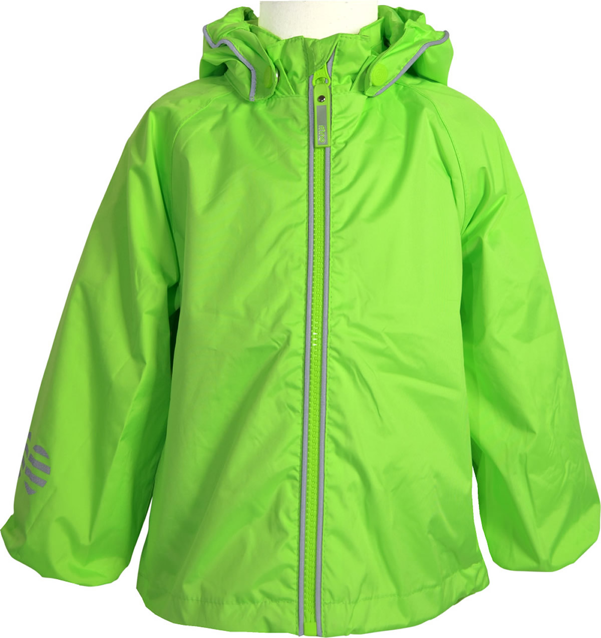 Minymo Rain Jacket RAVEN 06 5000mm neon green 160006-972 online at ...