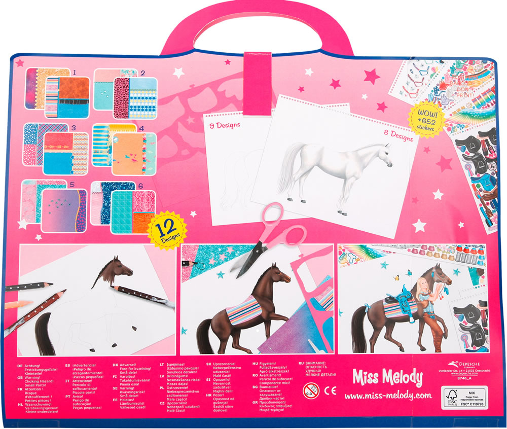 Miss Melody Create Your Dream Horse Bei Papiton Bestellen