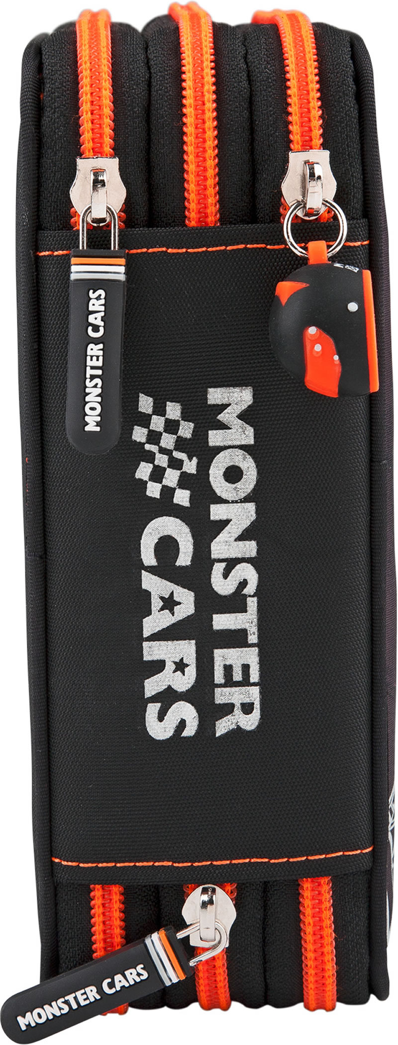 Monster Cars Pencil Case With Filling Alex Online At Papiton