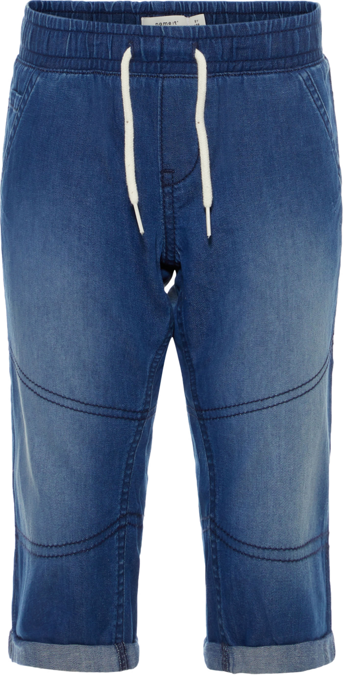 name it Kurze Jeans-Hose Baggy NKMRYAN NOOS dark blue ...