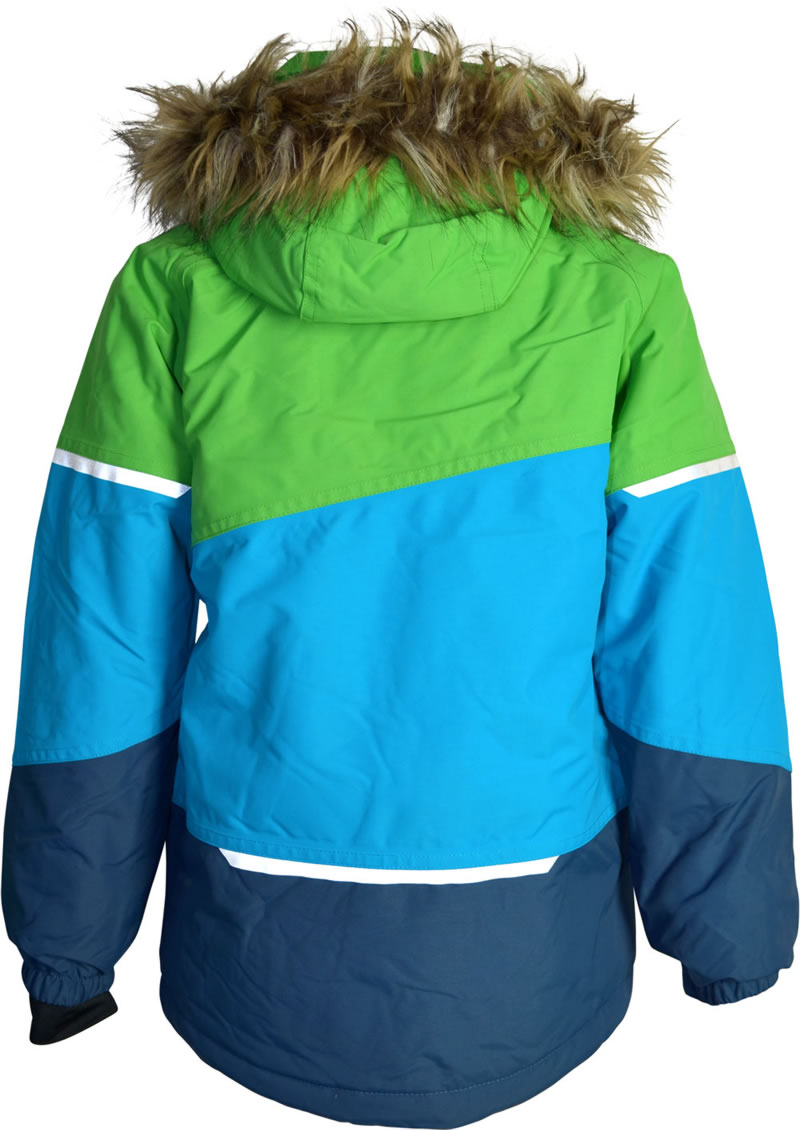 Winterjacke name it sterne