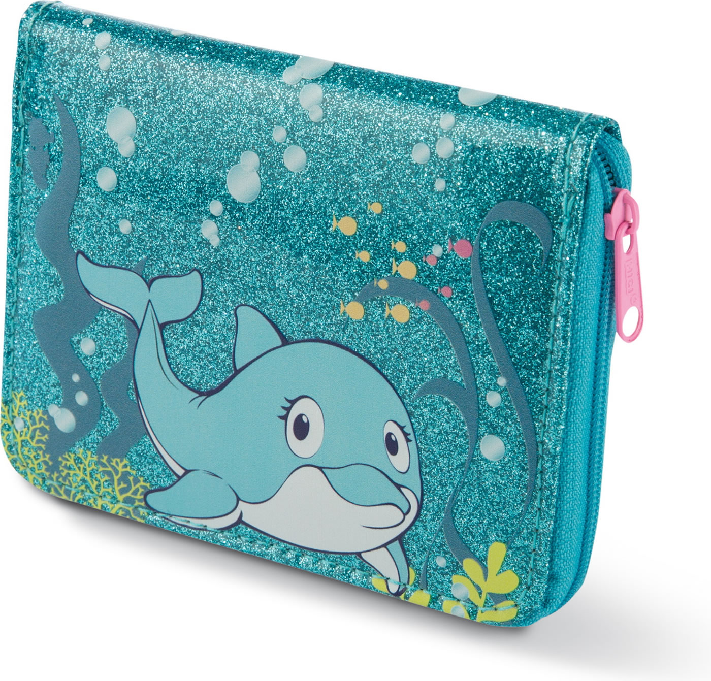 nici portmonee delfinchen under the sea 45363 bei papiton