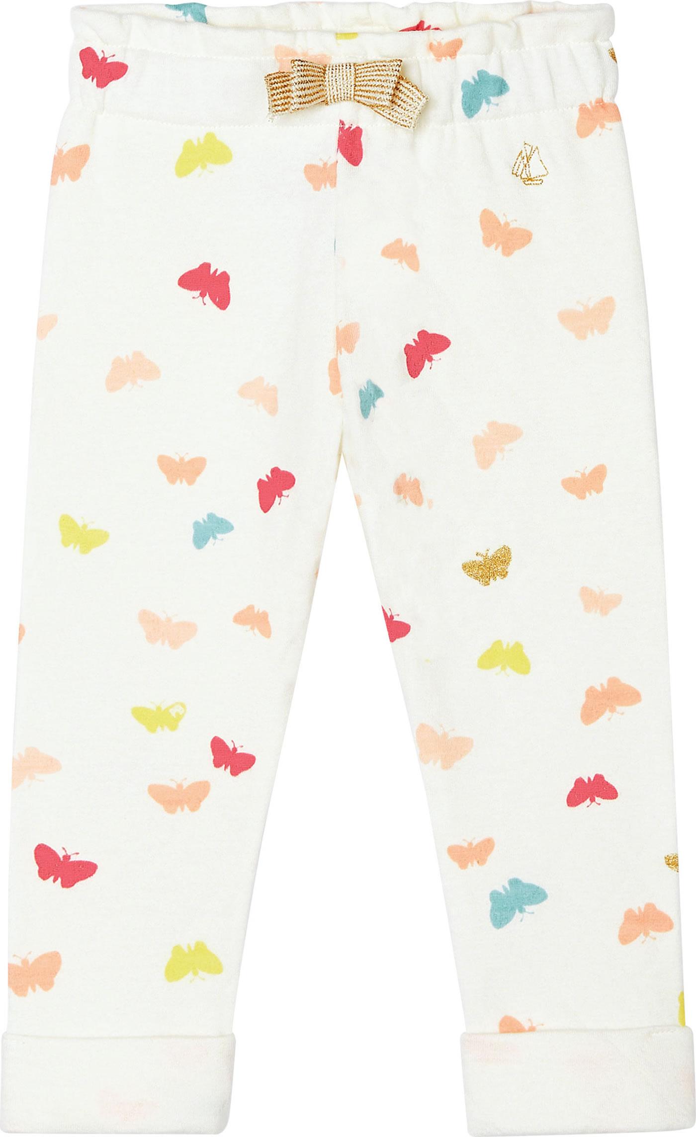 loud proud M/ädchen Soft Pant Organic Cotton Hose