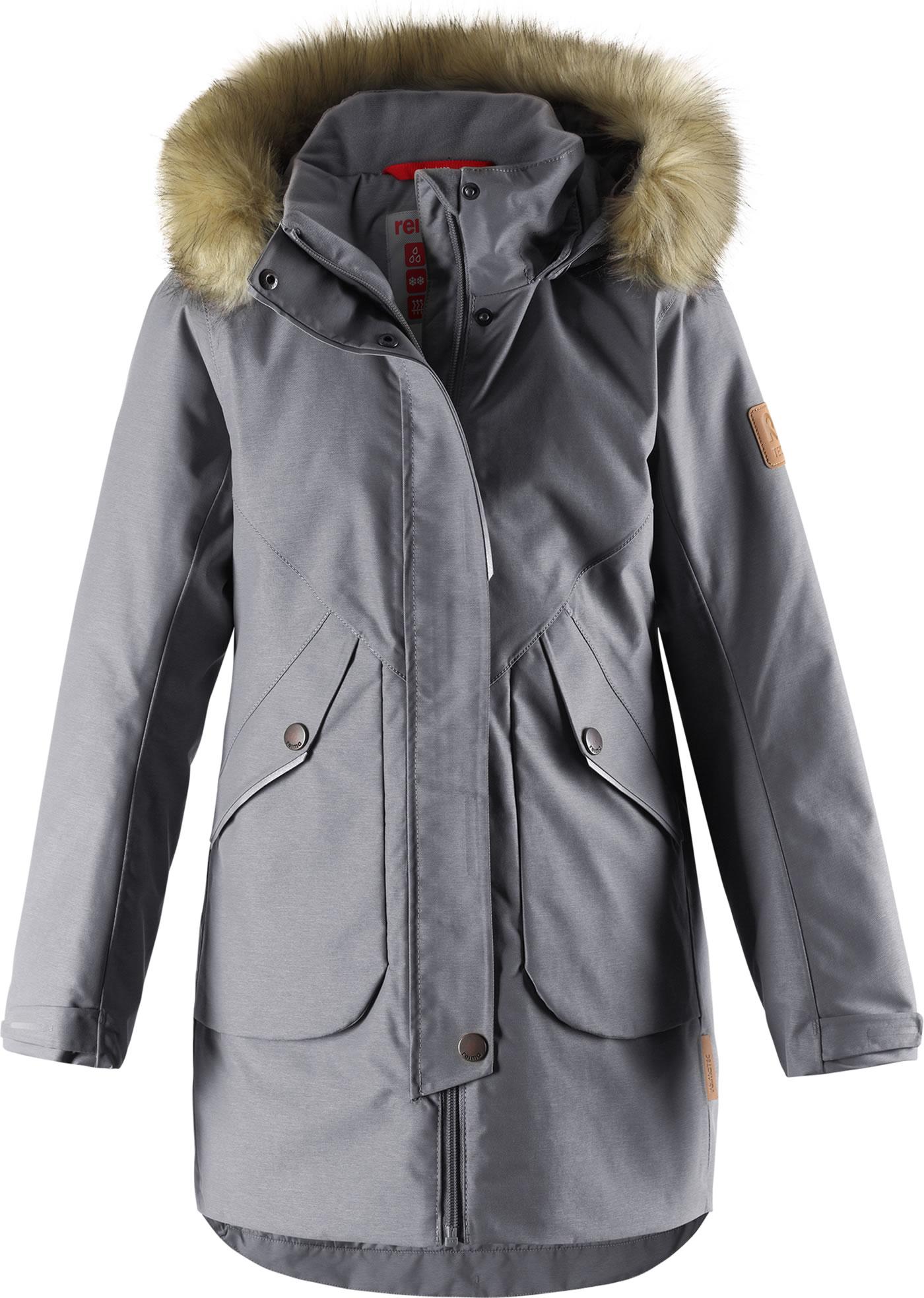 Reima Winterjacke Parka Reimatec® INARI soft grey 531422 9370