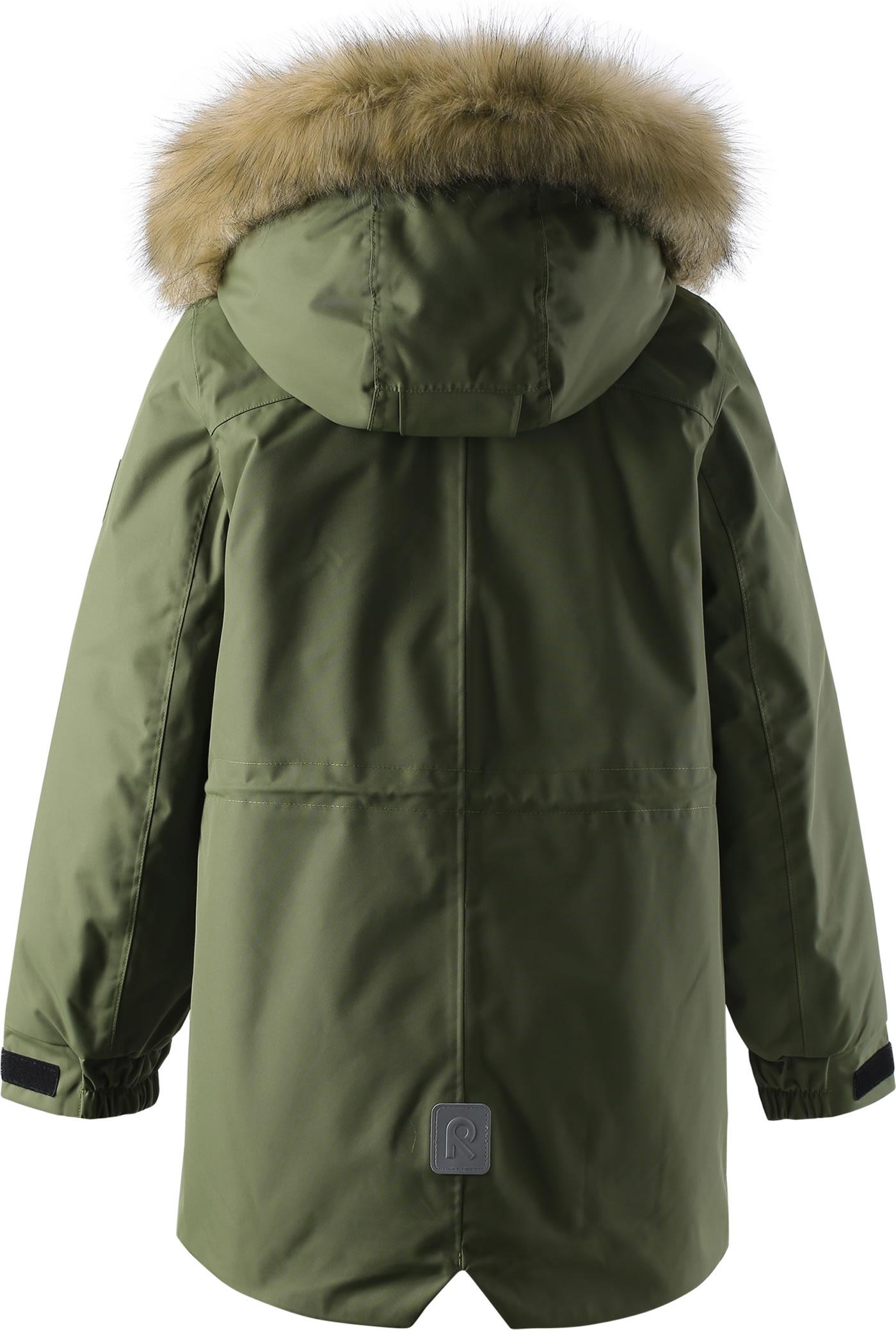 detailed look f59fc dcc22 Reima Winterjacke / Parka Reimatec® NAAPURI khaki green 531351-8930