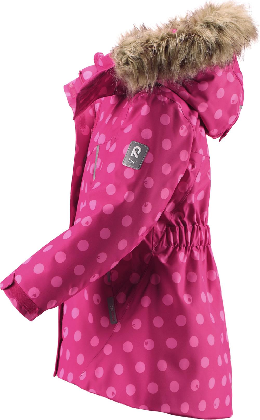weit verbreitet außergewöhnliche Auswahl an Stilen und Farben beste Sammlung Reima Winterjacke Reimatec® MUHVI cranberry pink 521562-3602