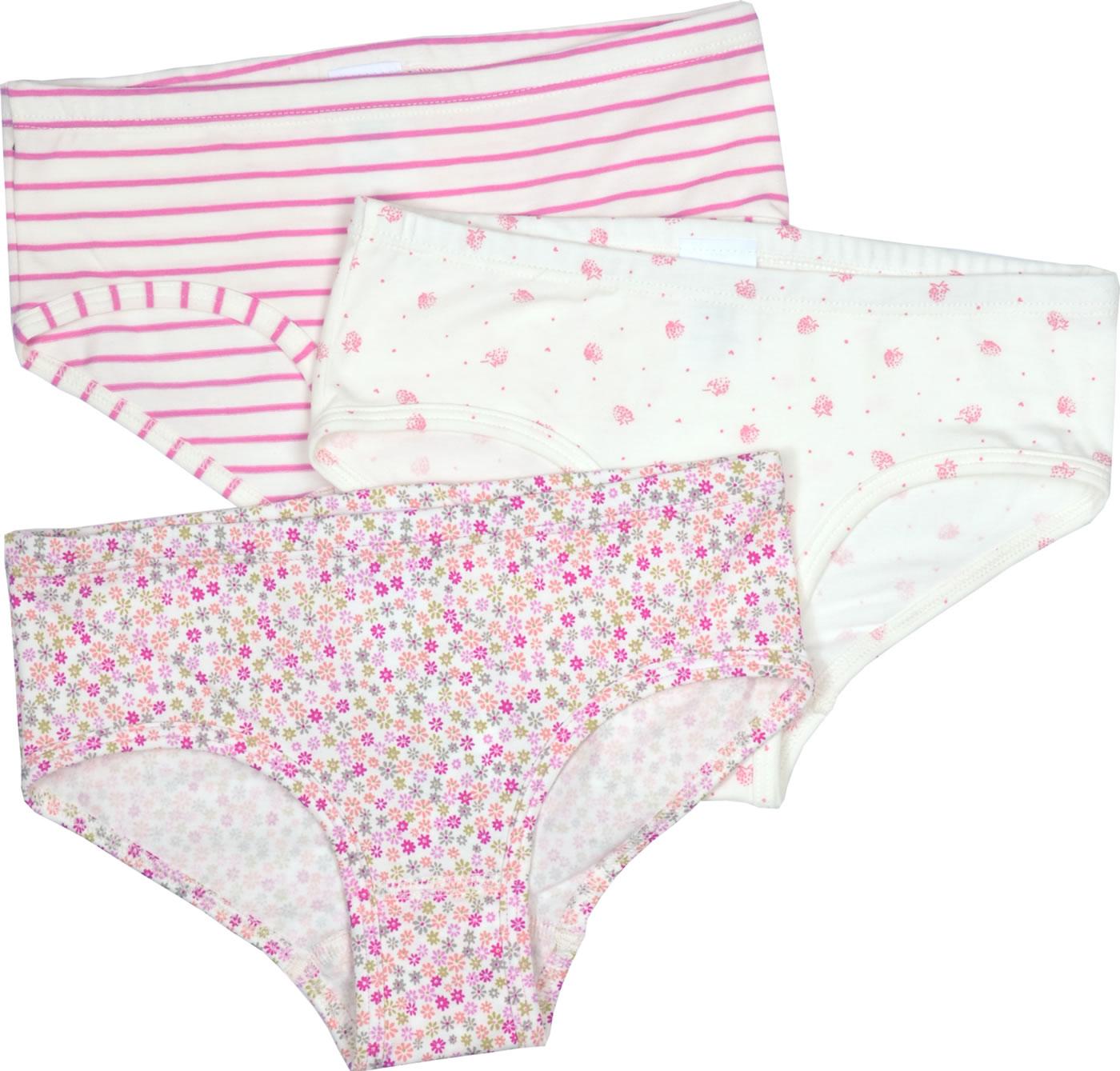 Sanetta M/ädchen Unterhose