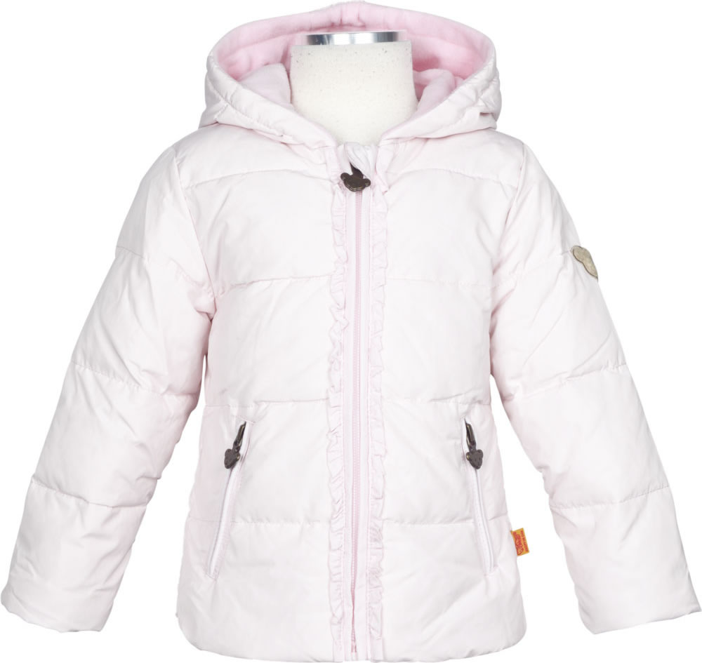 newest collection 5c258 40362 Steiff Anorak/Jacke m. Kapuze SHADES OF ROSÉ barely pink 6842229-2560