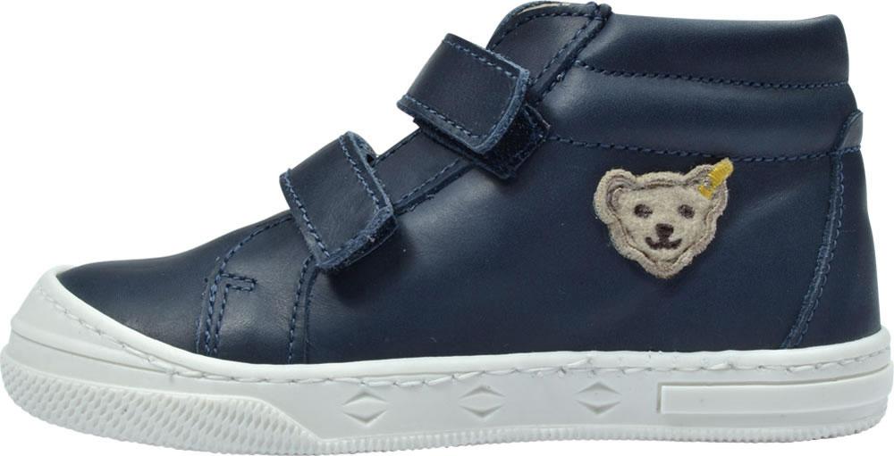Steiff Leder Schuhe Sneaker MAAX blue MK9427B8E ST 12