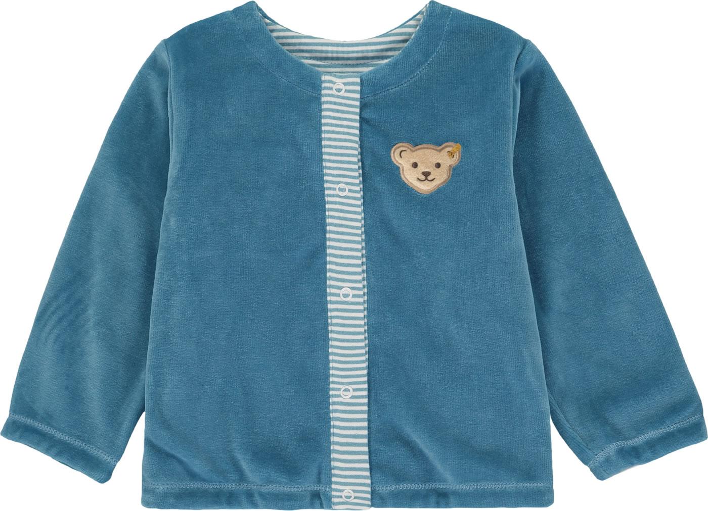 Sanetta Unisex Baby Jacket Reversible Sweatjacke