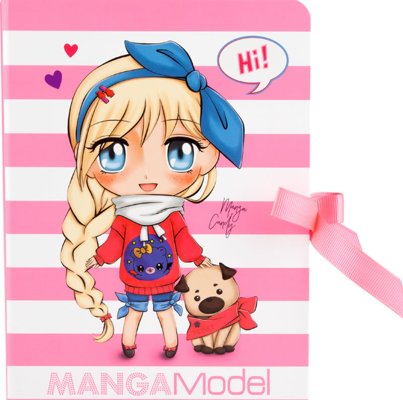 Topmodel Mangamodel Notes To Go Candy Online At Papiton