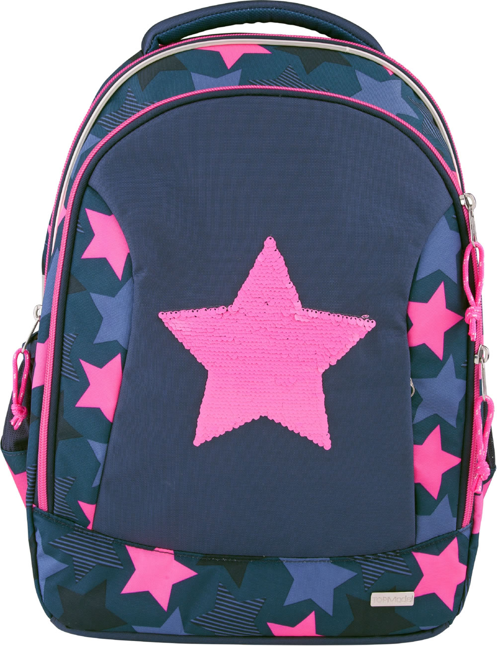 10415 Best Images About Psychic Life Journey On Pinterest: TOPModel Schul-Rucksack Streich-Pailletten Stars Blau Bei