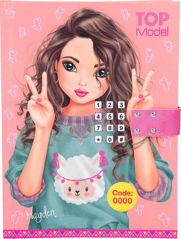 top model tagebuch mit code amazon