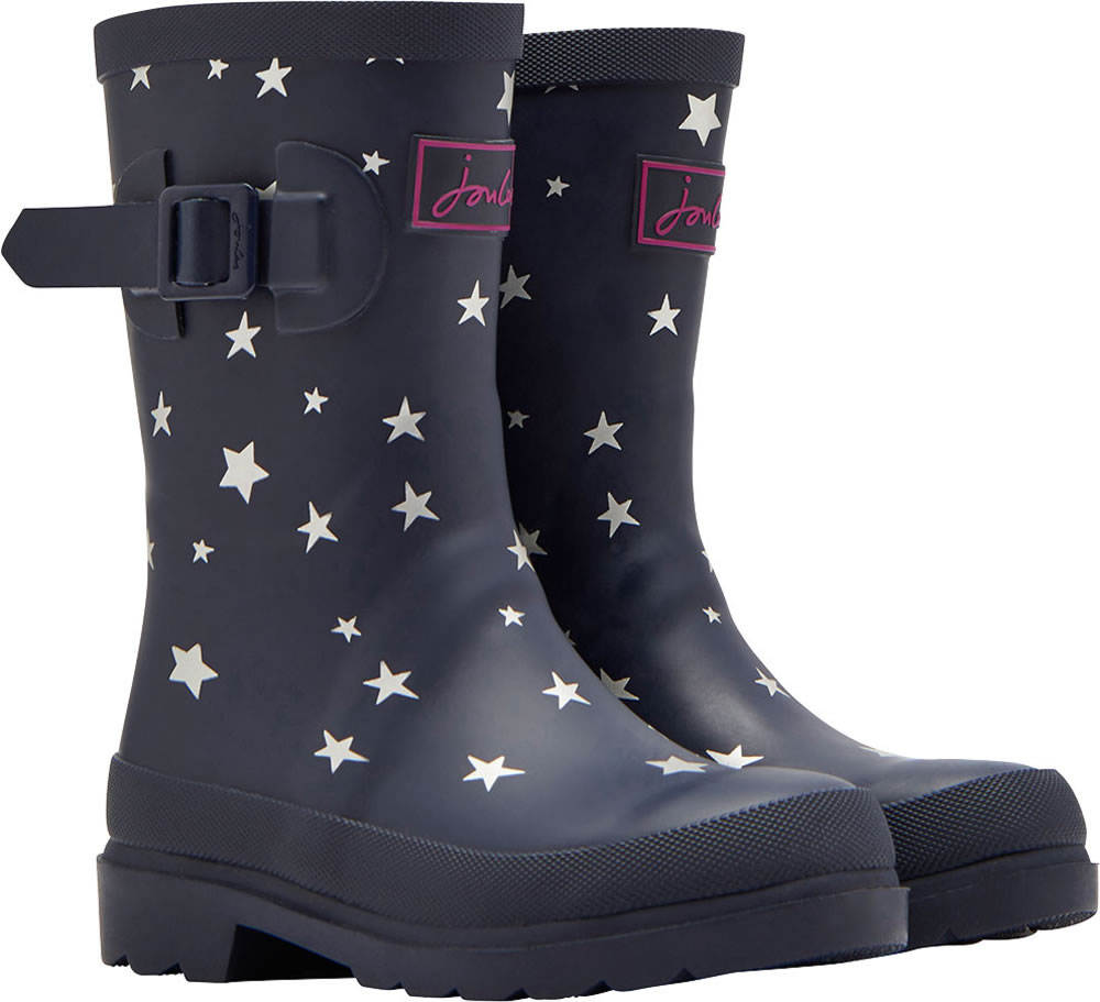 outlet store 14782 1d6ca Tom Joule Wellingtons WELLY STARS french navy Z_JNRGRLWLY-FNFSTAR