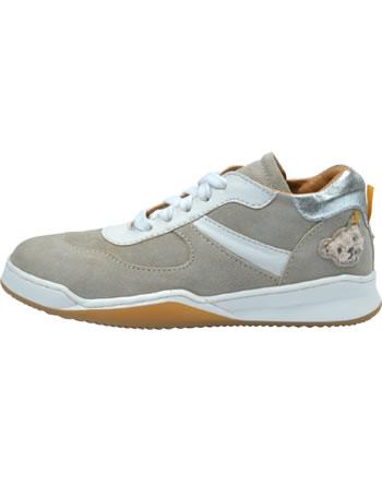 Steiff Sneaker Wildleder FYNN shoes taupe 0019204-8002