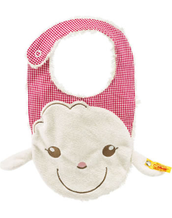 Steiff Bib Happy Farm amb Lambaloo cream/red 27 cm 241055