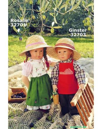 Käthe Kruse Puppe Liebeskind Ginster mit Eimer 32703 rechts