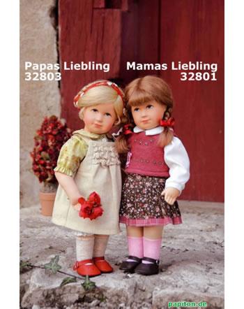 Käthe Kruse Liebeskind father's favorite doll left 32 803
