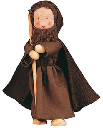 Käthe Kruse Flexible Doll Joseph
