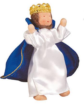 Käthe Kruse Flexible Doll King Melchior