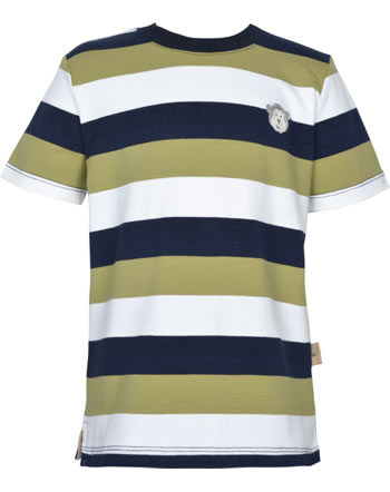 Bellybutton T-Shirt Kurzarm Mini Boy stripe 2083551-0001