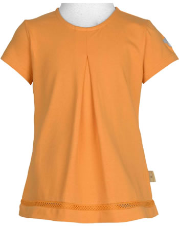 Bellybutton T-Shirt short sleeve Mini Girls orange ochre 2083111-4640