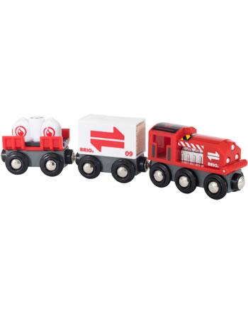 BRIO Großer Güterzug 33888