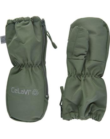 CeLaVi Handschuhe Fäustlinge SOLID thyme 330393-9378