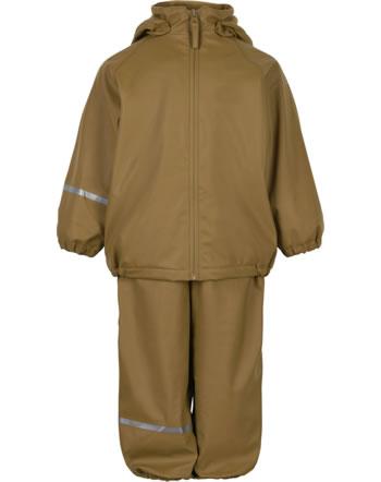 CeLaVi PU Regen-Set Jacke u. Hose Fleecefutter RECYCLED rubber 5875-240