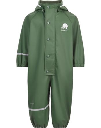 CeLaVi PU Rain suit SOLID elm green 4697-906