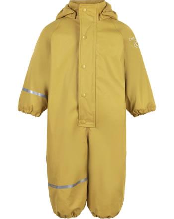 CeLaVi PU Regenanzug Overall Fleece RECYCLED mineral yellow 310256-3720