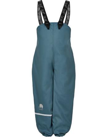CeLaVi PU-Regenhose wasserdicht mit Fleecefutter ice blue 310220-7172
