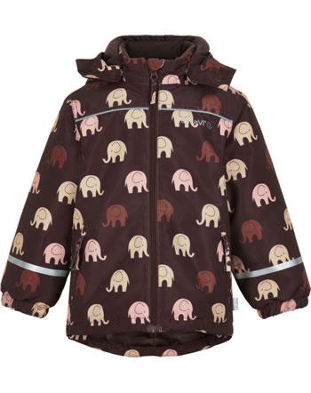 CeLaVi Schneejacke ELEPHANTS AOP fudge 330397-6546