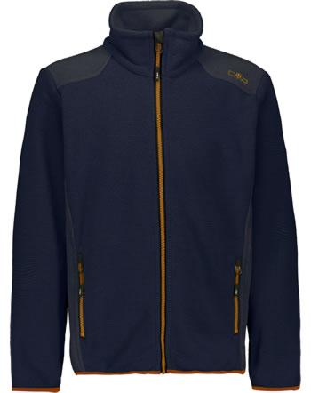 CMP Fleece-Jacke Knit-Tech BOY antracite-grey 30H1874-79BL