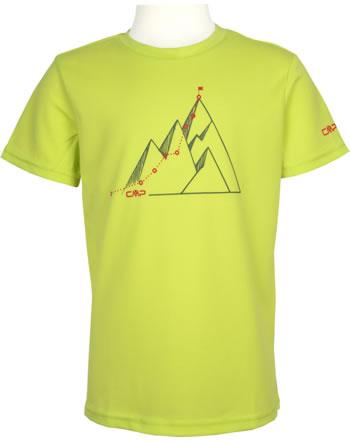 CMP Shirt fonctionnelle manches courtes garcon UV 40+ energy 38T6744-E281
