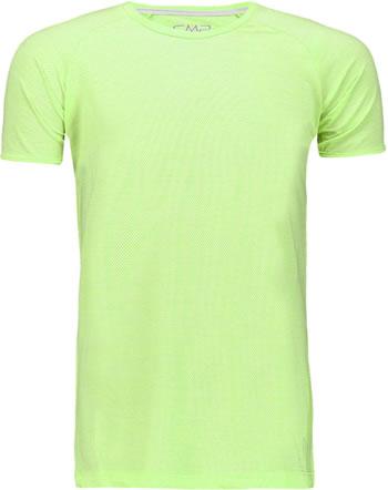 CMP Shirt fonctionnelle manches courtes Raglan fille UV 40+ leaf 30T7275-E135