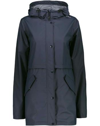 CMP Veste de pluie/Imperméable Woman black blue 30X9736-N950