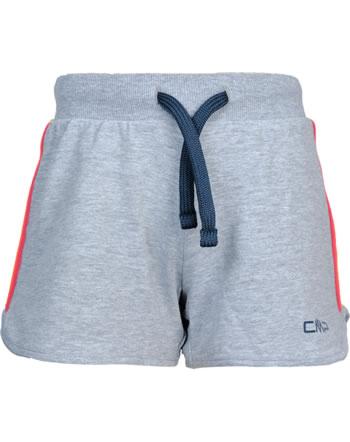 CMP Runner Shorts grigio melange 30D8365-U632