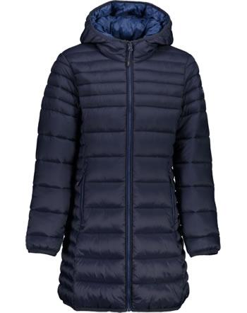 CMP Stepp-Mantel Wintermantel m. Kapuze Girl black blue 30Z1845-N950